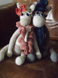 Mr & Mrs Dishy