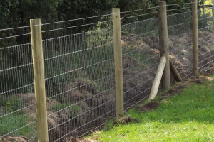 badger fencing